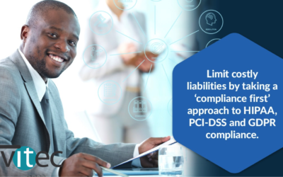 An IT Compliance First Mindset Limits Liabilities for SMBs